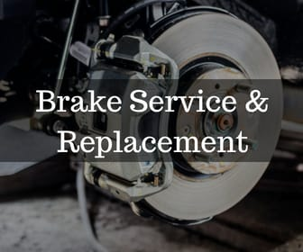 boone brake service and replacement